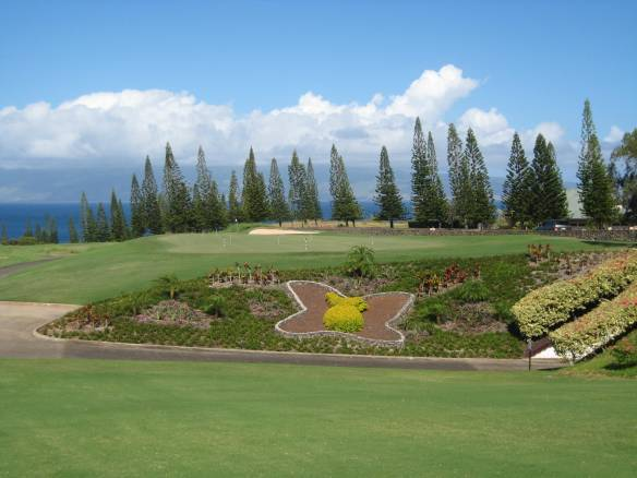 The Kapalua Plantation Course is scenic but presents real strategic challenges.
