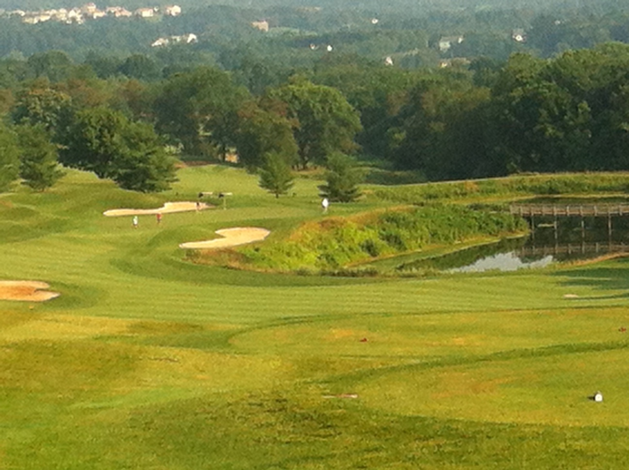 Backyard Golf Course Design golf golf golf david pelzs backyard practice area From