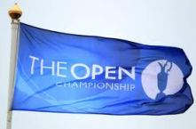British Open Flag