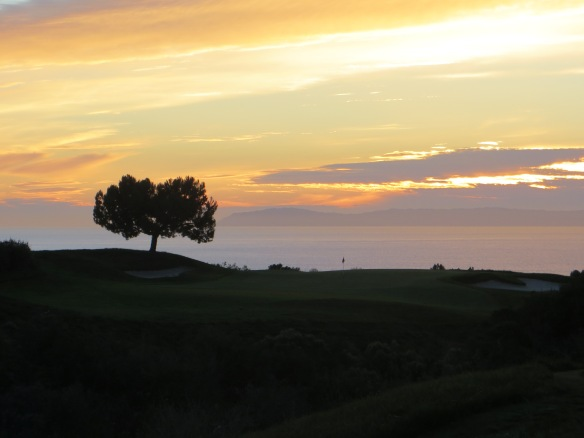 Late in the day the hues of sunset on the Par 3 #16 will take your breath away.
