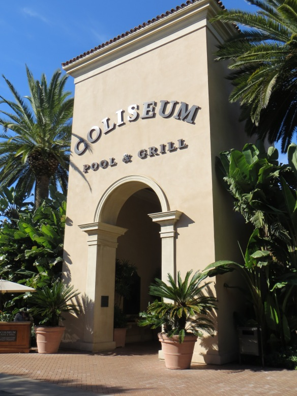 Coliseum Front
