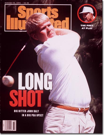 Daly 1991 PGA Winner