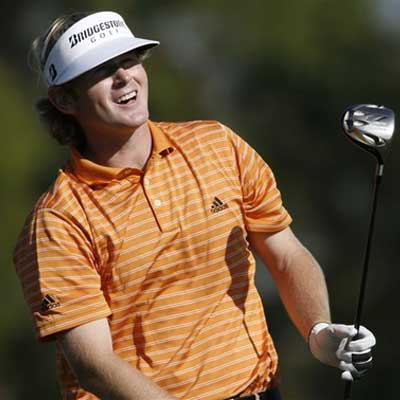 Snedeker would make a great two-man pard ! (photo: brandtsnedeker.com)