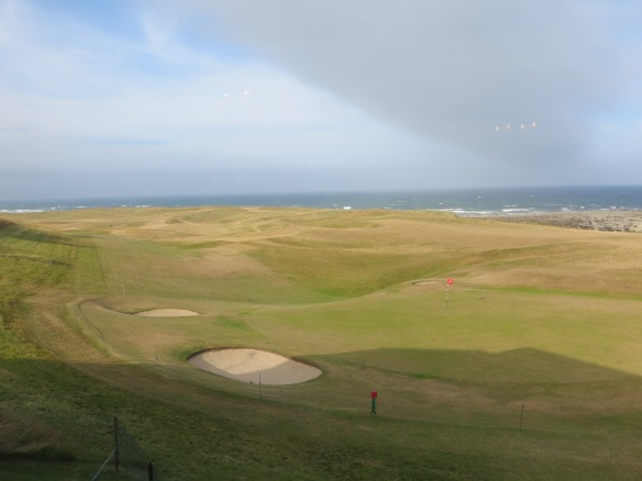 Brora 18 Clubhouse View