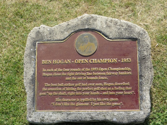 Carn 6 Hogan Plaque