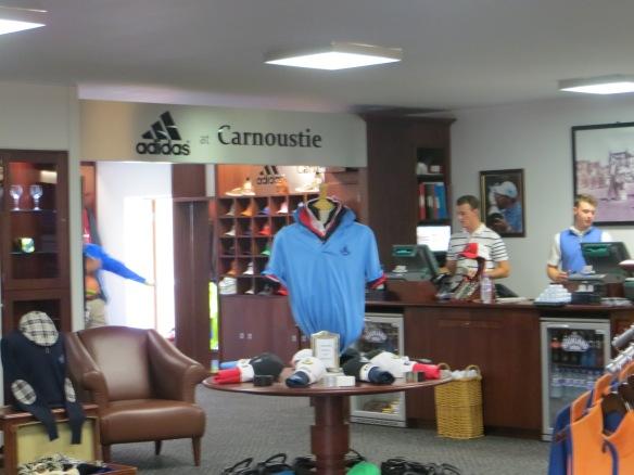 Carn Golf Shop