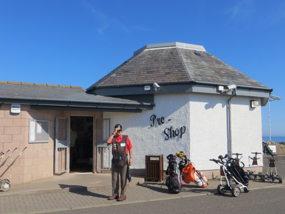 Crail Golf Shop