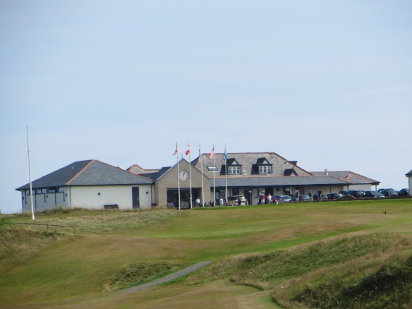 Crail Golfing Society Club House