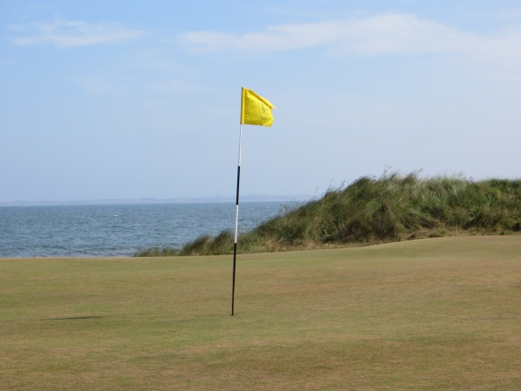 Dornoch Flag and Dune