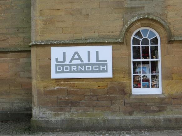 Jail Dornoch Store