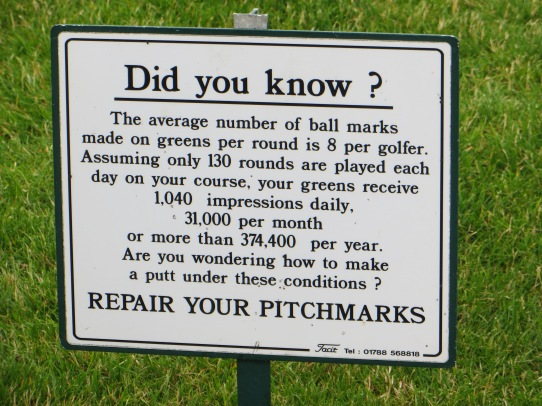 Pitchmarks