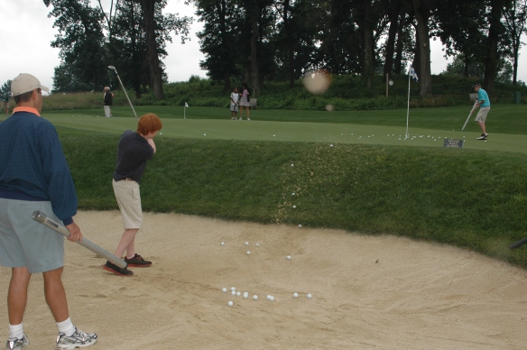 Max Out Of Bunker
