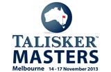 Talisker Masters Logo
