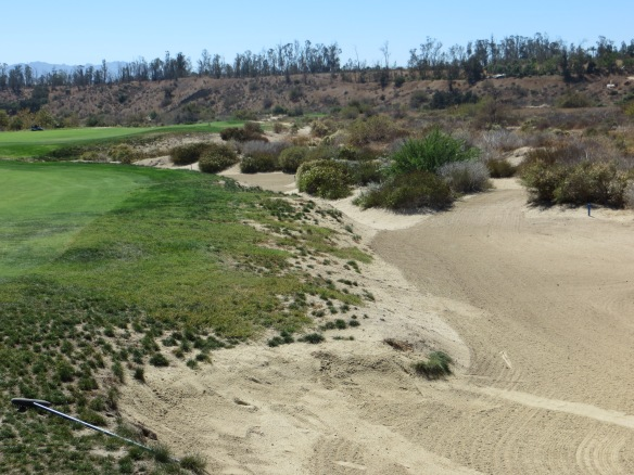 RC #11 Wash Approach From Green