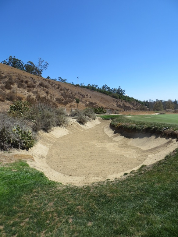RC #12 Greenside Bunker