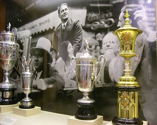 Bobby Jones Slam Trophies