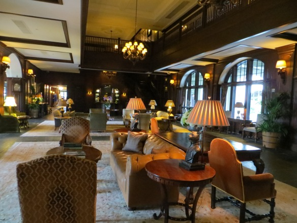 Lodge Lobby 1