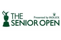 Senior Open Champ Logo