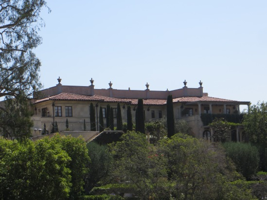 Lionel Richie's House