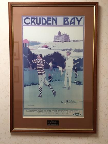 Cruden Poster