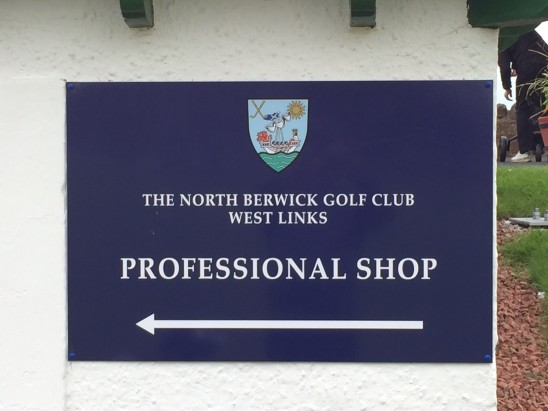 Directions to Golf Shop