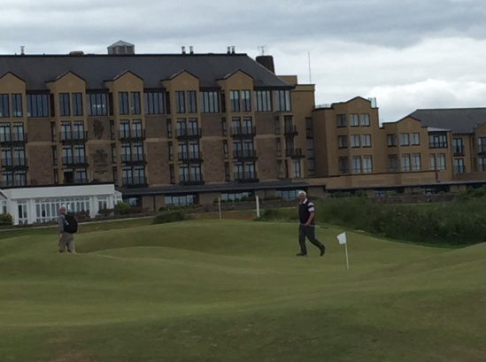 Him Old Course Hotel