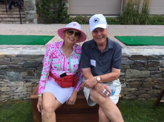 Our Senior Leslie and Gene